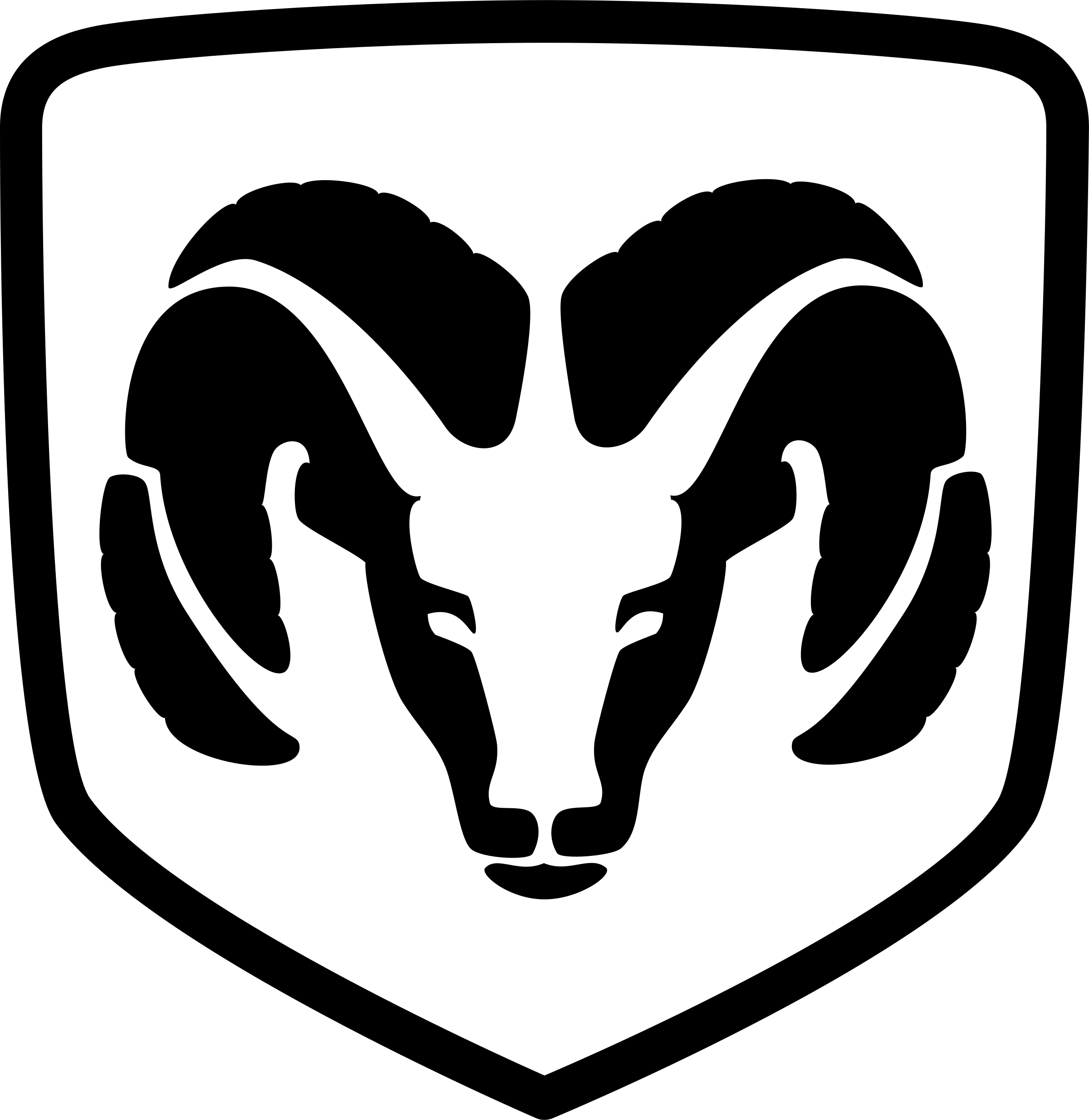 dodge ram logo png transparent